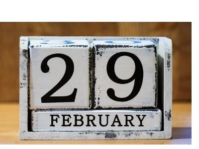 29th february calendar