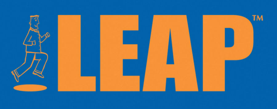 LEAP software logo
